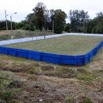 В Малоархангельске появится новый хоккейный корт