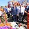 Андрей Клычков принял участие в торжествах по случаю Дня Малоархангельского района