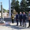 Андрей Клычков принял участие в церемонии открытия стелы «Населенный пункт воинской доблести» в Малоархангельском районе