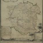 Покровский край на карте 1808 года